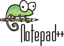 current notepad logo