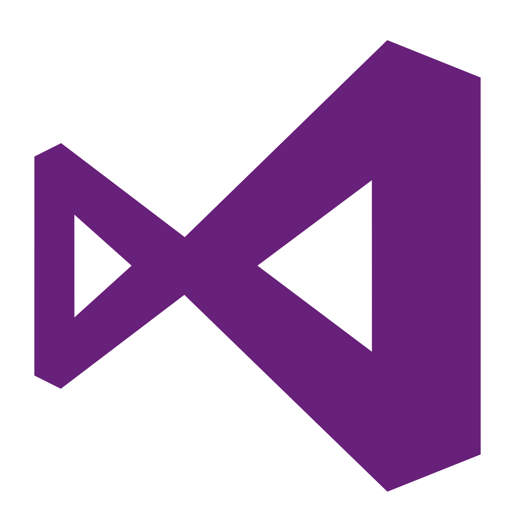 current visual studio logo