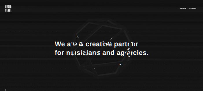 hyperverve homepage