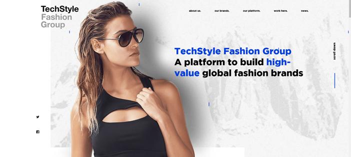 techs homepage